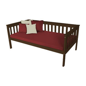A & L Furniture VersaLoft Mission Daybed Daybed Twin / Coffee