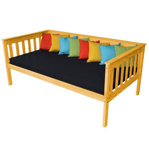 A & L Furniture VersaLoft Mission Daybed Daybed Twin / Honey