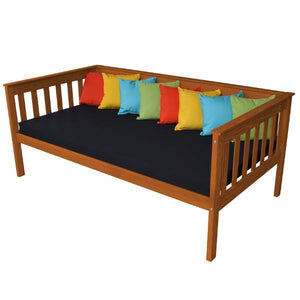 A & L Furniture VersaLoft Mission Daybed Daybed Twin / Mike's Cherry