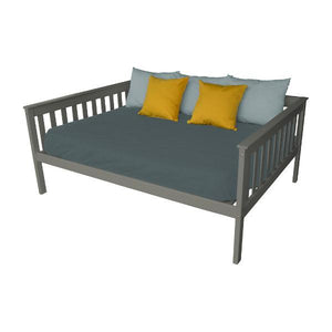 A & L Furniture VersaLoft Mission Daybed Daybed Twin / Unfinished