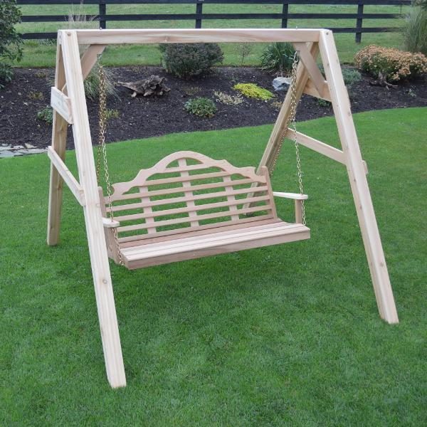 Buy The A Amp L Furniture Western Red Cedar 4x4 A Frame