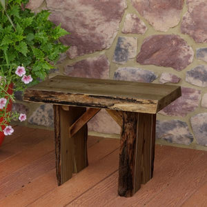 A & L Furniture Wildwood Bench Garden Benches 2ft / Mushroom