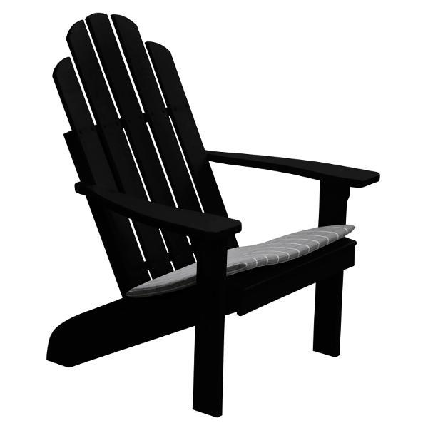 A & L Furniture Yellow Pine Kennebunkport Adirondack Chair Adirondack Unfinished