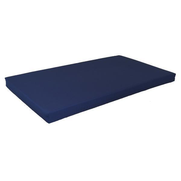 A & L Swing Bed Cushions Cushions 4ft / Navy Blue