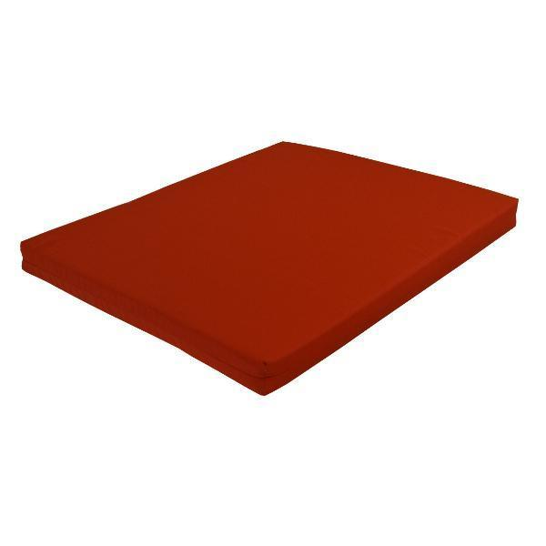 A & L Swing Bed Cushions Cushions 4ft / Red