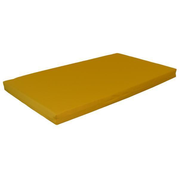 A & L Swing Bed Cushions Cushions 4ft / Yellow