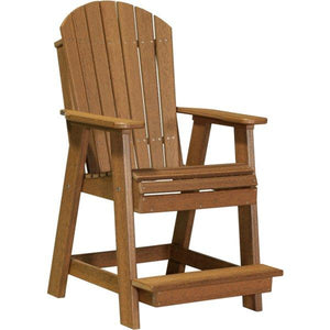 Adirondack Balcony Chair Adirondack Chair Antique Mahogany