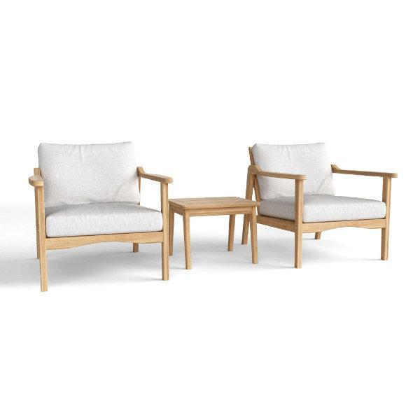 Amalfi Relax 3-Piece Deep Seating Collection