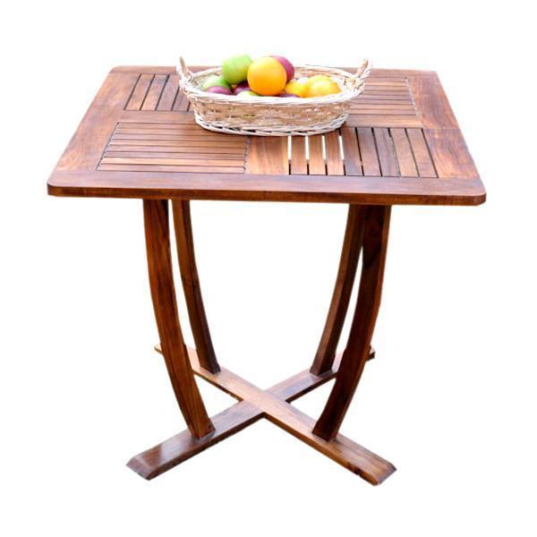 "Anderson Teak 31"" Square Dining Table (oiled finish) Dining Table"