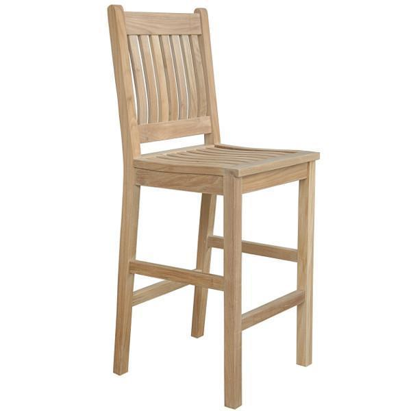 Anderson Teak Avalon Bar Chair Bar Chair