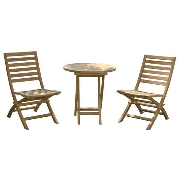 Miraculous Anderson Teak Bahama Andrew 3 Pieces Bistro Set Andrewgaddart Wooden Chair Designs For Living Room Andrewgaddartcom