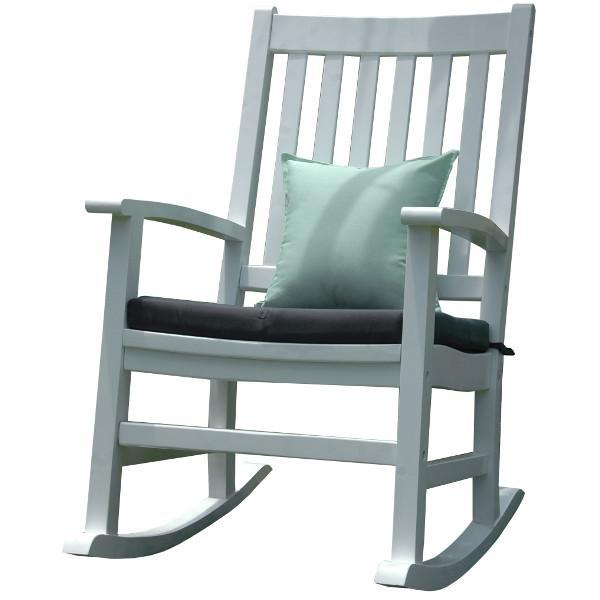 Anderson Teak Barcelona Rocking Armchair Rocking Chairs