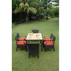 Anderson Teak Bellagio 7-Pieces Dining Set Dining Set
