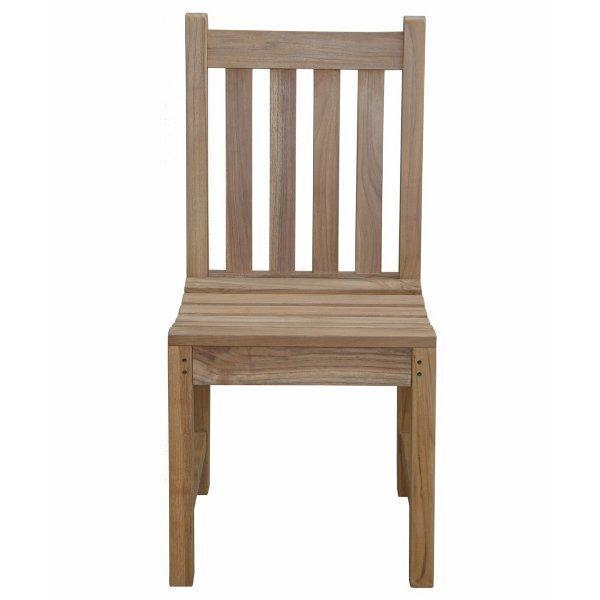 Anderson Teak Braxton Dining Chair Dining Chair