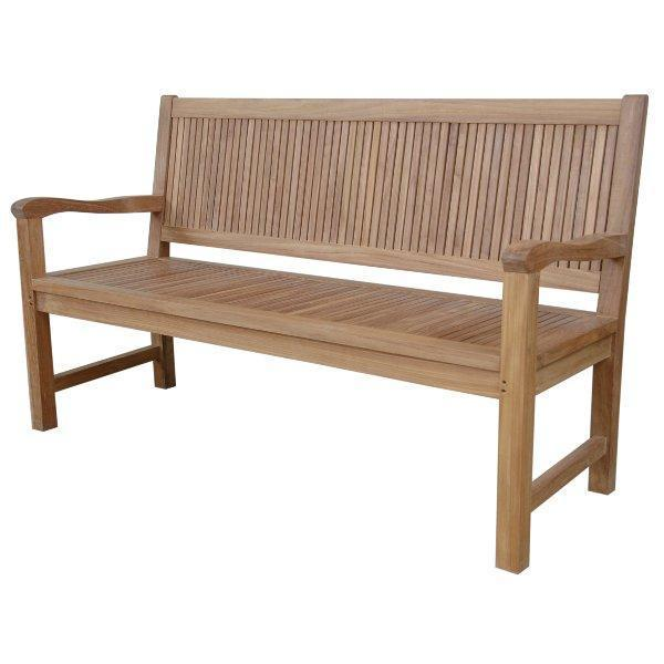 Anderson Teak Chester 3-Seater Bench Bench