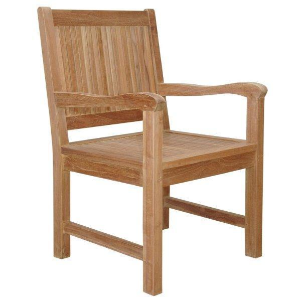 Anderson Teak Chester Dining Armchair Dining Chair