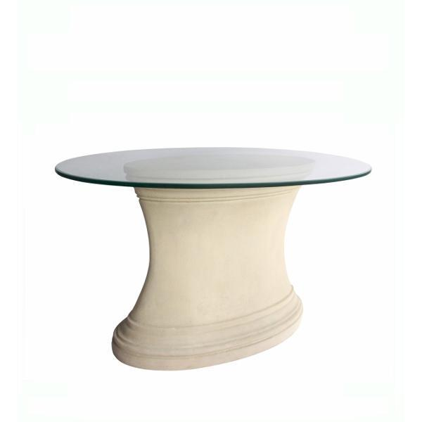 Anderson Teak Fairbank Oval Table Outdoor Tables