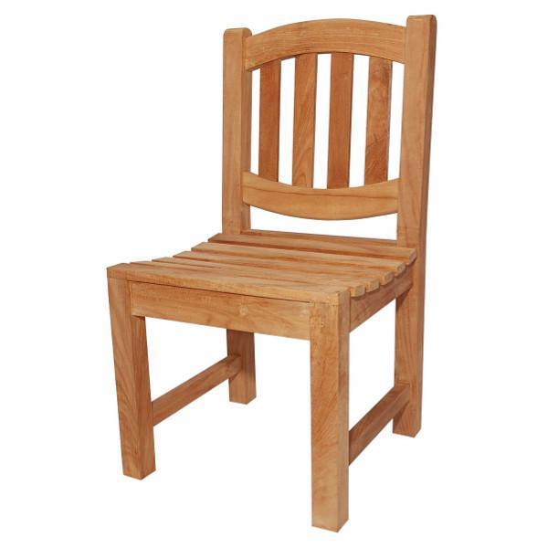 Anderson Teak Kingston Dining Chair Outdoor Chairs