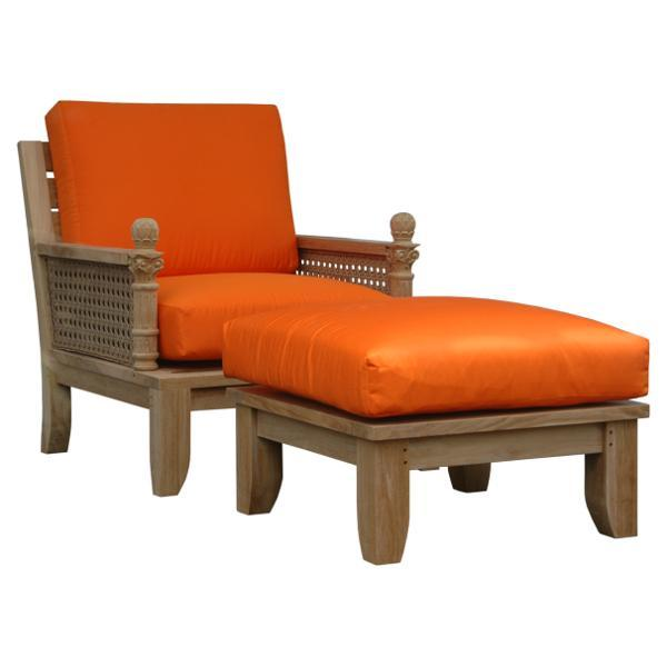 Anderson Teak Luxe 3-Pieces Modular Set Seating Set
