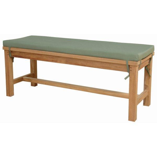 "Anderson Teak Madison 48"" Backless Bench Backless Benches"