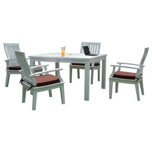 Anderson Teak Magnolia 5-Pieces Dining Set Picnic Table