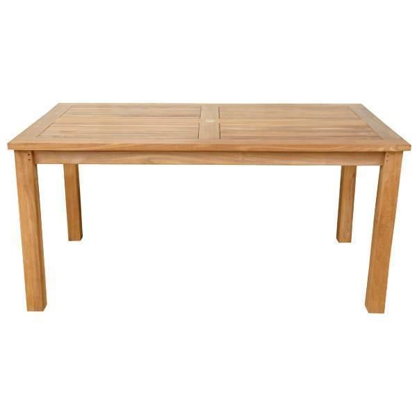 Anderson Teak Montage Rectangular Table Dining Table