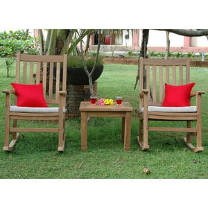 Anderson Teak Palm Beach Glenmore 3-Pieces set Seating Set