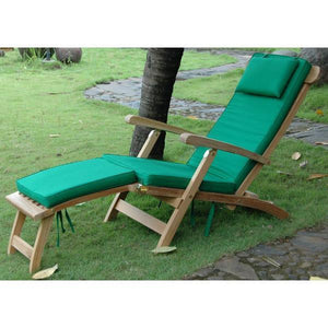 Anderson Teak Royal Steamer Armchair Outdoor Chairs