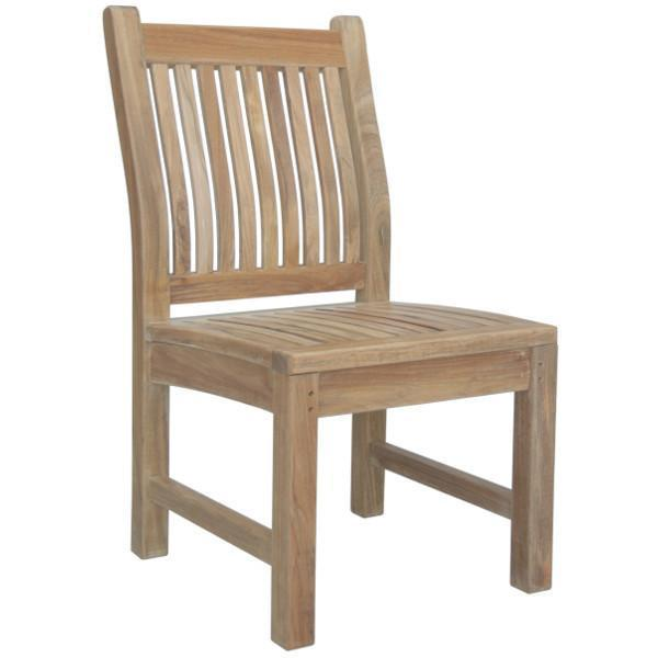 Anderson Teak Sahara Dining Chair Dining Chairs