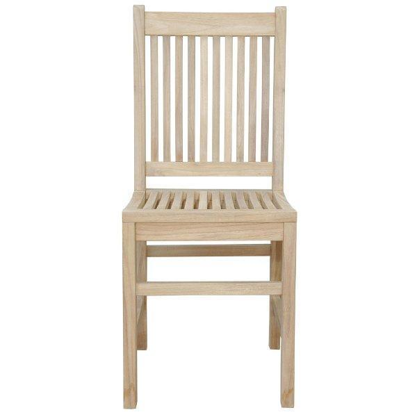 Anderson Teak Saratoga Dining Chair Dining Chair