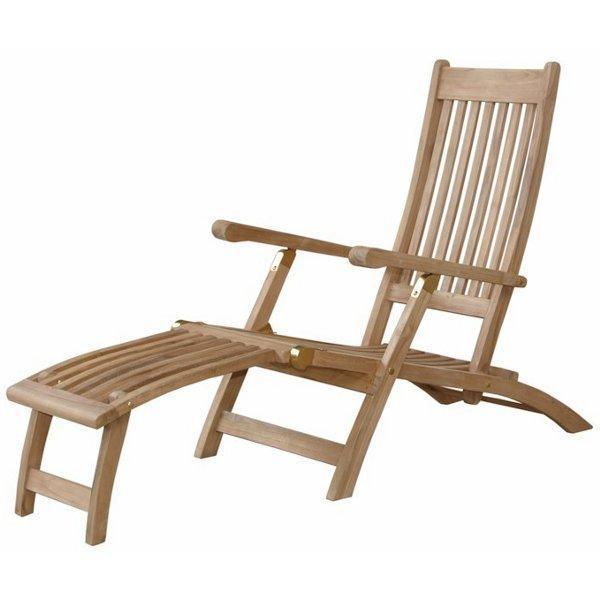 Anderson Teak Tropicana Steamers Armchair Outdoor Chairs