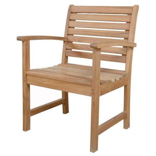 Anderson Teak Victoria Dining Armchair Dining Chair