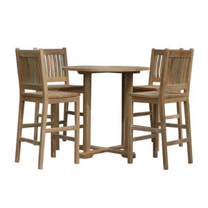 Bahama Avalon 5-Pieces Round Bar Set
