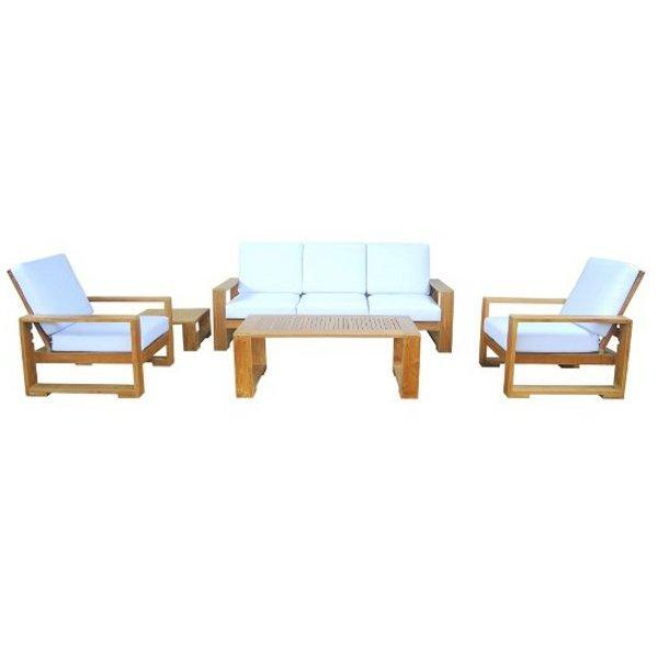 Capistrano 5-Piece Deep Seating Sofa Collection