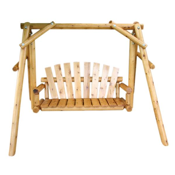Children's Cedar Lawn Swing