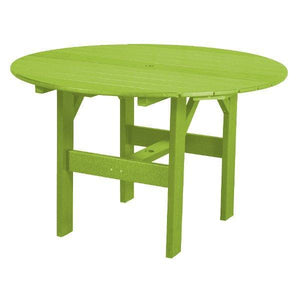 "Little Cottage Co. Classic 46"" Round Table Round Table Lime"