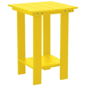 Little Cottage Co. Contemporary Balcony Table Table Yellow