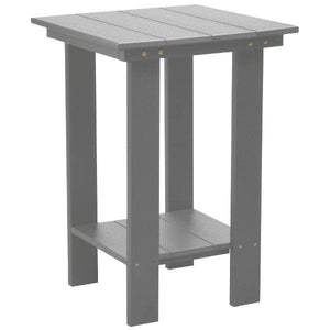Little Cottage Co. Contemporary Balcony Table Table Light Gray