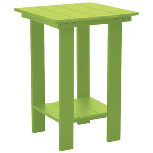 Little Cottage Co. Contemporary Balcony Table Table Lime