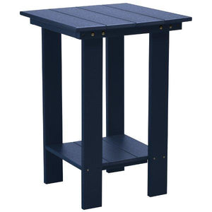Little Cottage Co. Contemporary Balcony Table Table Patriot Blue