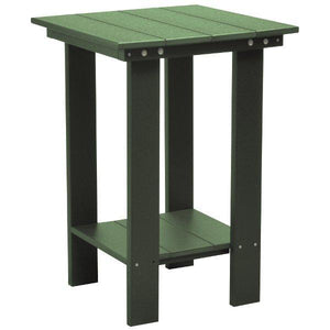 Little Cottage Co. Contemporary Balcony Table Table Turf Green