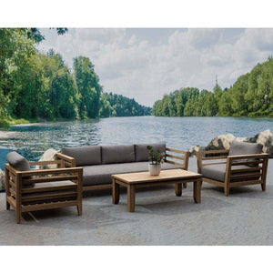 Cordoba 4-Pieces Deep Seating Set