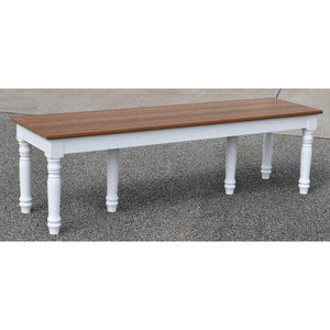 "Farm House 60"" Bench"