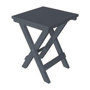 Folding Bistro Table