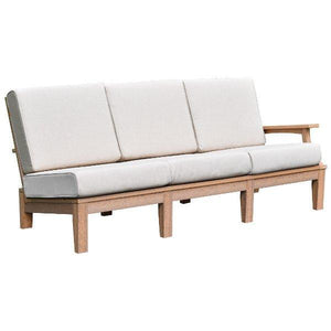 Granville Deep Seating Sectional Left Arm Sofa With Cushions