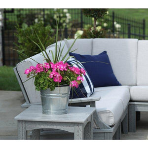 Granville Deep Seating Sectional Right Arm Loveseat With Cushions