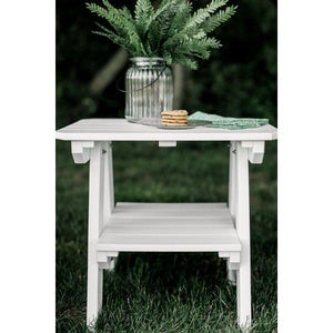Heritage Two Tier End Table