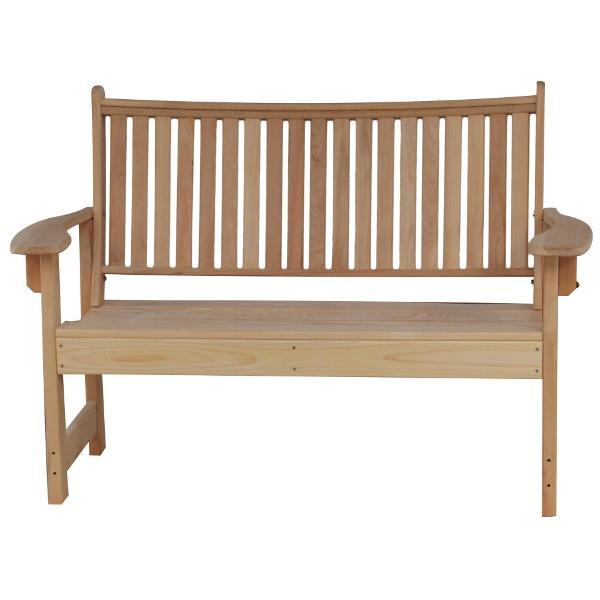 Hershy Way Cypress Royal Garden Bench Garden Benches