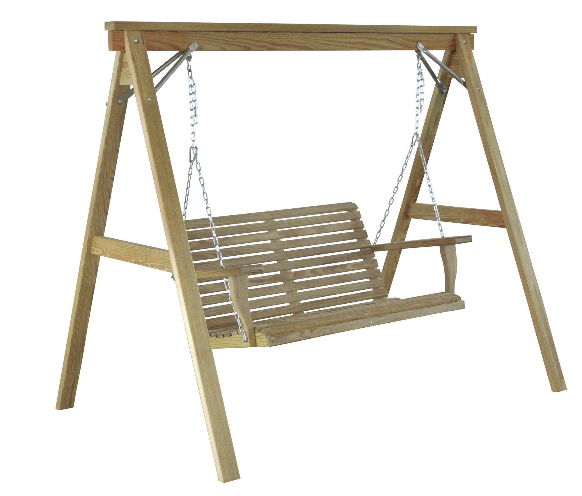 Hershy Way Porch Swing Stand T4750 Porch Swings