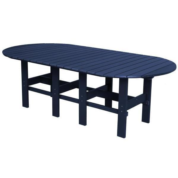 "Little Cottage Co. Classic 44""x84"" Table Table Patriot Blue"